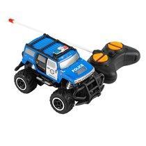 Carro Police RC - 1:43 10 Km/h - uGo