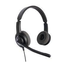 Headset Voice 28 Duo NC com Fio - Axtel