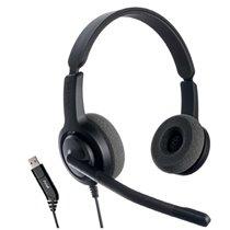 Headset USB28 Duo NC com Fio - Axtel