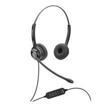 Headset MS2 Duo NC com Conexão USB - Axtel