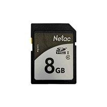 Cartão SD P600 Netac, de 8GB