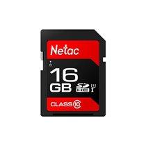 Cartão SD P600 Netac, de 16GB