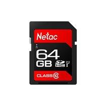 Cartão SD P600 Netac, de 64GB