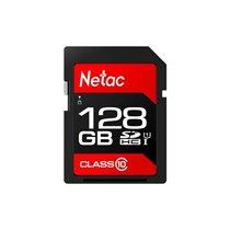 Cartão SD P600 Netac, de 128GB