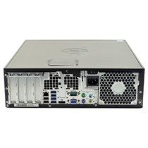 HP Desktop 6300 Pro SFF - i5-3470, 4GB RAM, 500GB HDD, DVD com Windows 7 Pro