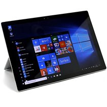 "Microsoft Surface Pro 4 - Intel i7-6300U, 8GB RAM, 256GB SSD, Webcam, 2K Touch-Screen, 12"", Windows 10 Pro - Recondicionado"