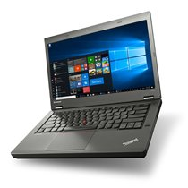 "Lenovo T440P, i7-4600M, 8GB, 500GB HDD, 14"" HD com Windows 10 Pro"