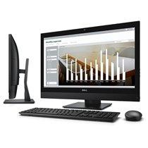 """Dell OptiPlex 7440 All-In-One, i5-6500, 8GB, 128GB M2 SSD + 1TB HDD, LED 24"""" com Teclado e Rato - Preto"""