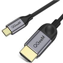 Cabo Tipo-C Para HDMI de 1.8 metros - QgeeM