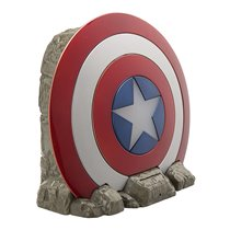 Altifalante Bluetooth eKids Marvel Captain America