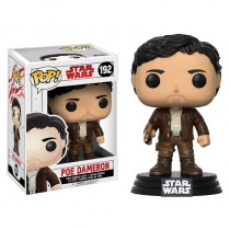 Funko Pop Star Wars - Poe Dameron - 192