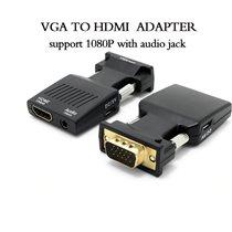 Adaptador Conversor VGA para HDMI - Goeik