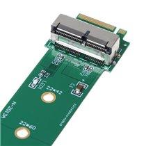 Adaptador Conversor para Disco SSD MacBook Air / Pro 12 + 16 Pinos para SSD M.2 (NGFF) LX9B - Goeik