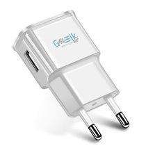 Carregador USB Carregamento Rápido de 2A para telemóvel Android ou iPhone - Goeik