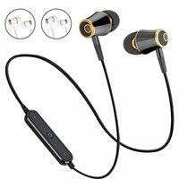 Fones Auriculares Bluetooth sem Fio Premium - Goeik